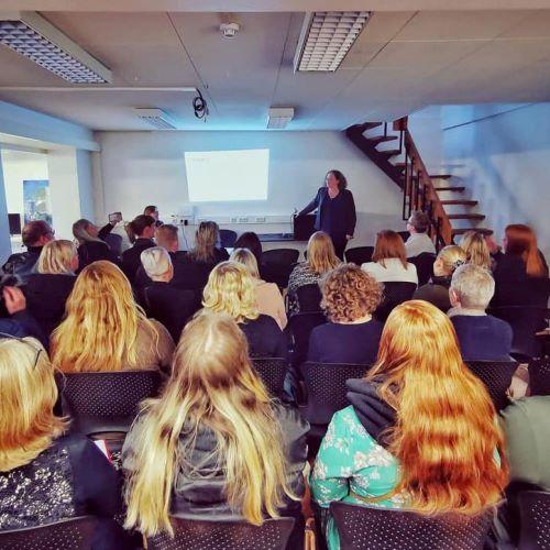 Bergið headspace aðalfundur 8. apríl